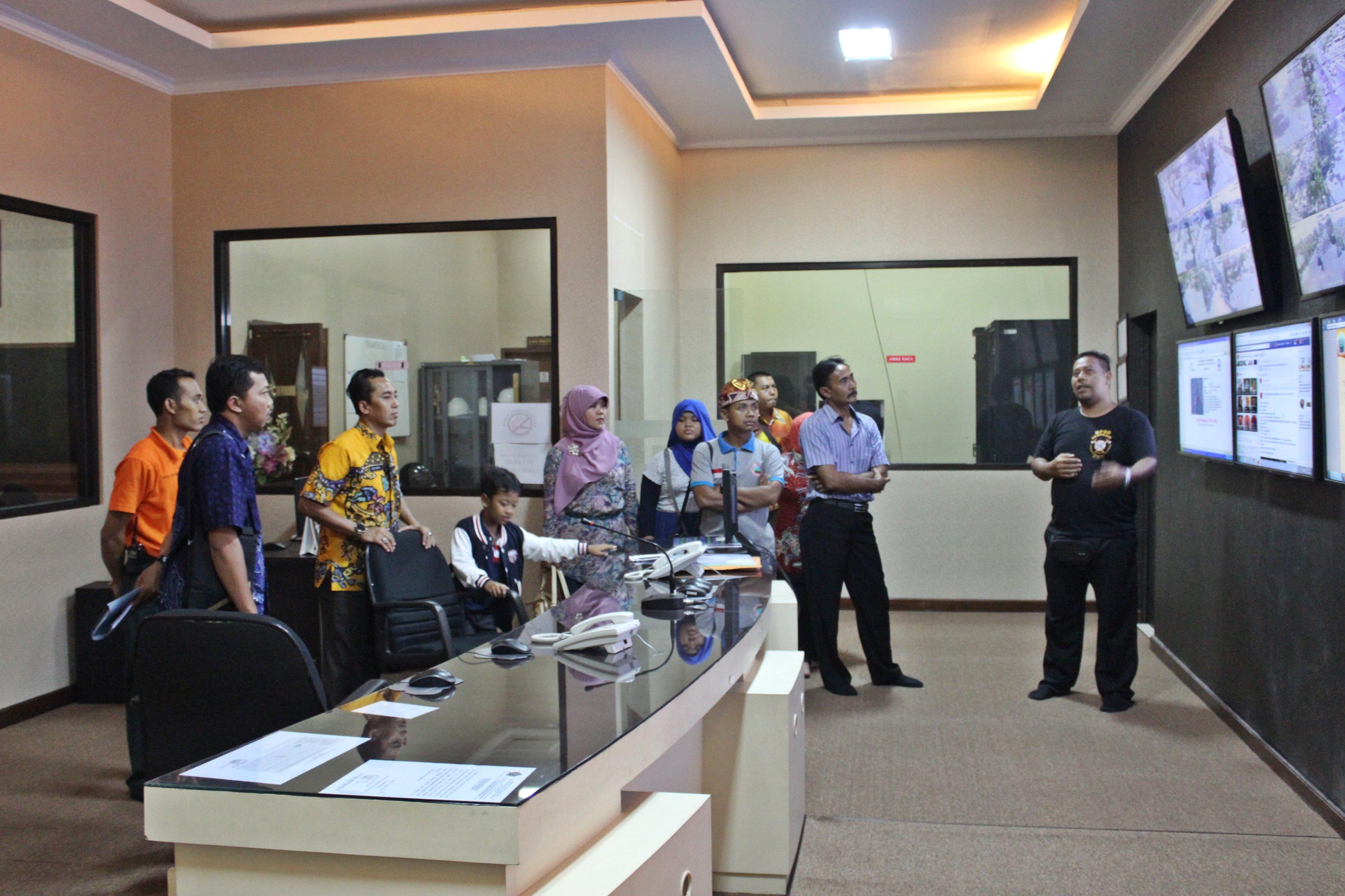 Kunjungan Kerja di Kota Denpasar